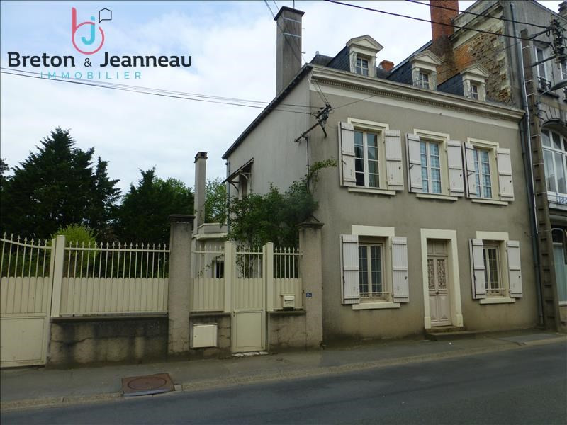Sale house / villa Meslay du maine 161200€ - Picture 11