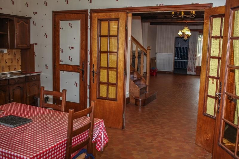 Sale house / villa Auxi le chateau 137000€ - Picture 5