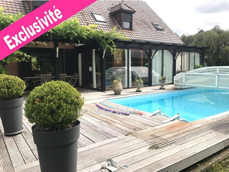 Vente maison / villa Sailly sur la lys 379000€ - Photo 1