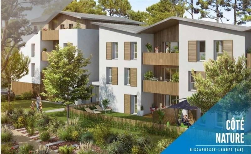 Produit d'investissement appartement Biscarrosse 112300€ - Photo 1