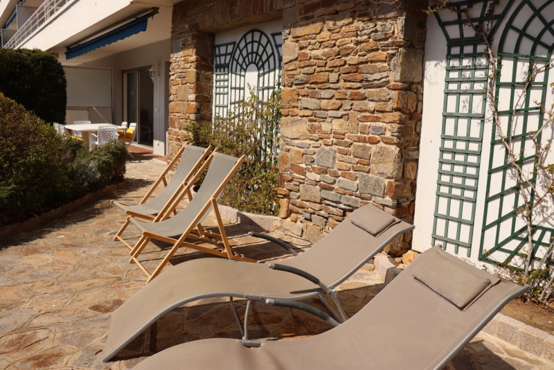 Location vacances appartement Cavalaire-sur-mer 600€ - Photo 11