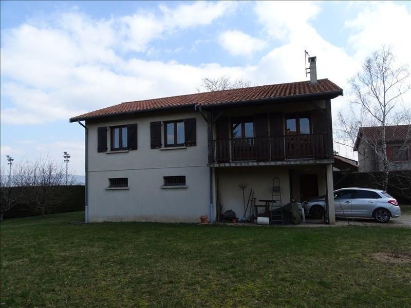 Vente maison / villa Marcy l etoile 478000€ - Photo 1