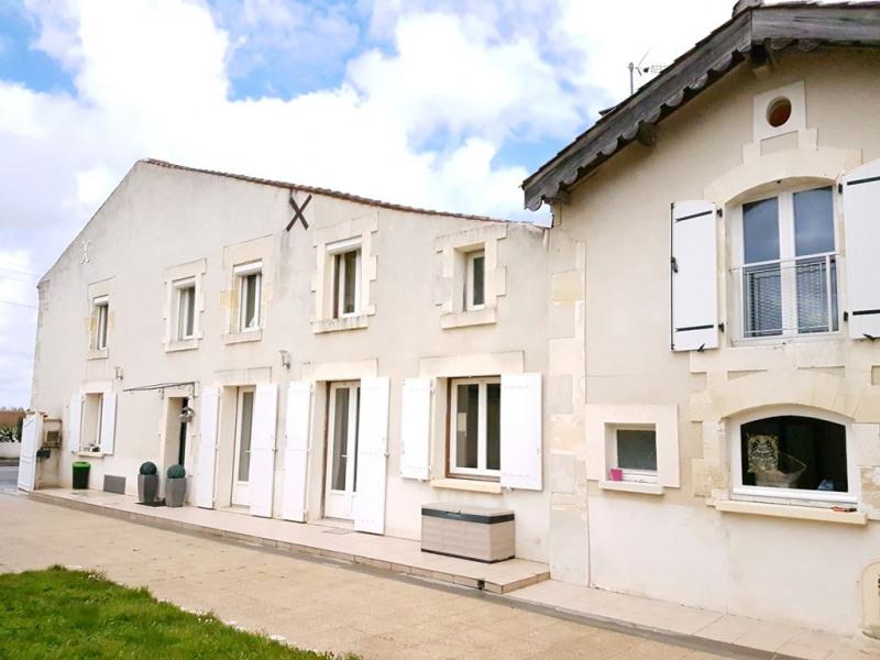 Vente maison / villa Chateaubernard 293000€ - Photo 1