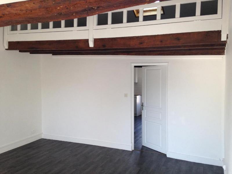 Rental apartment Saint germain en laye 863€ CC - Picture 1