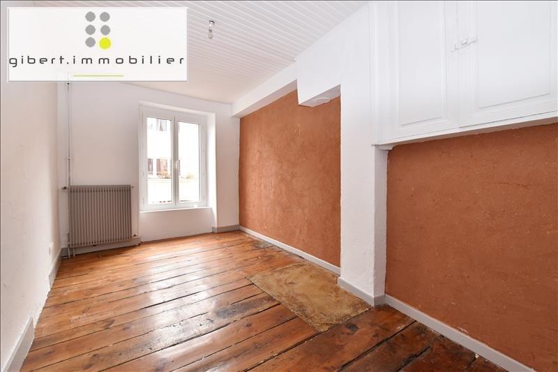 Sale house / villa Vals pres le puy 148500€ - Picture 5