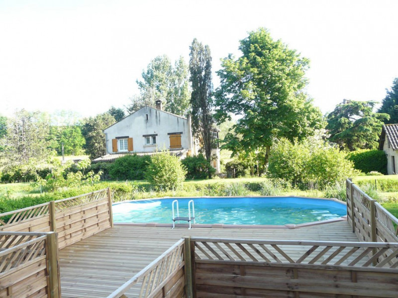 Sale house / villa Vezac 192 000€ - Picture 5