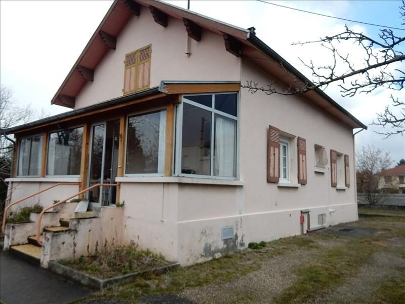 Sale house / villa Champ sur drac 360000€ - Picture 1
