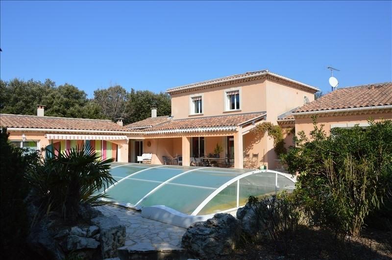 Vente de prestige maison / villa Mazan 682000€ - Photo 1
