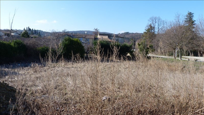 Vente terrain Malaucene 133 000€ - Photo 1