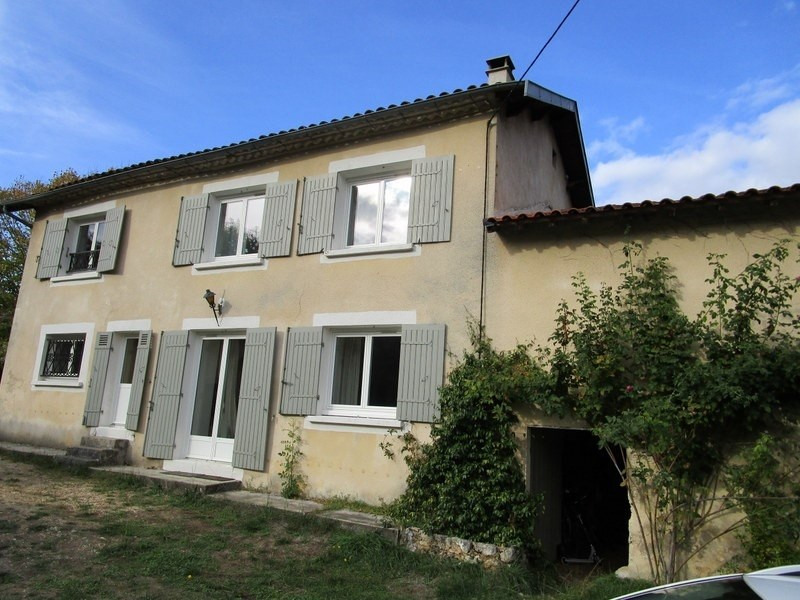 Sale house / villa Beauronne 138 000€ - Picture 1