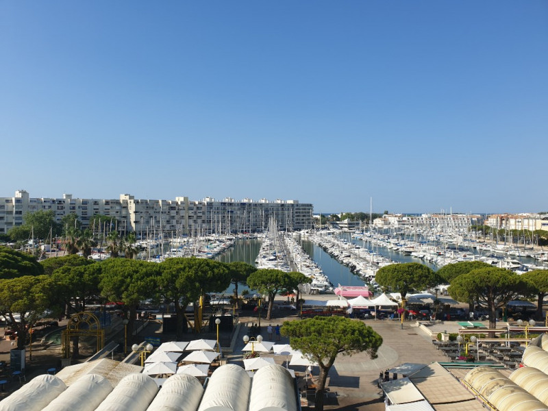 Vacation rental apartment Carnon plage 550€ - Picture 1