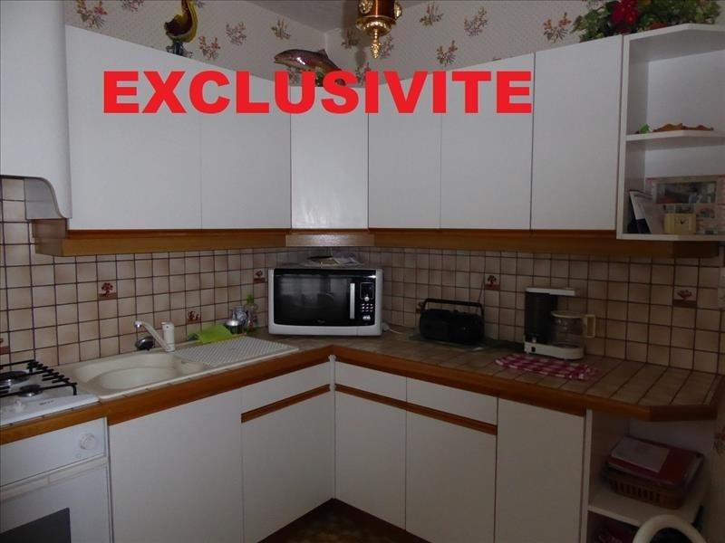 Sale house / villa Varennes vauzelles 141500€ - Picture 4