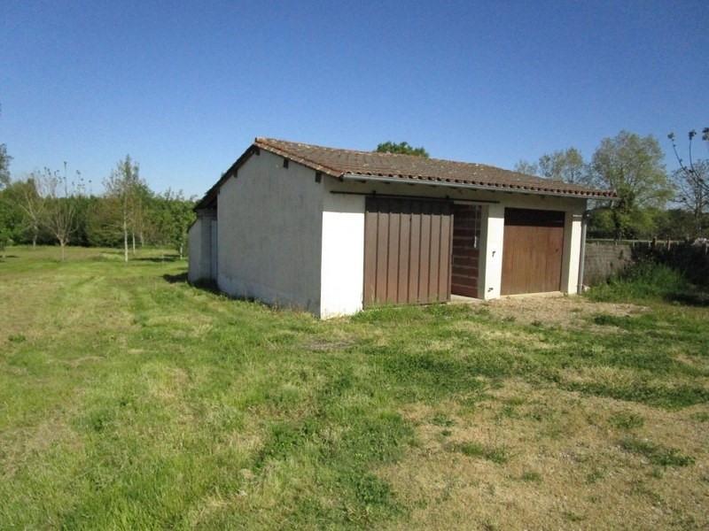 Vente maison / villa Echourgnac 107000€ - Photo 2