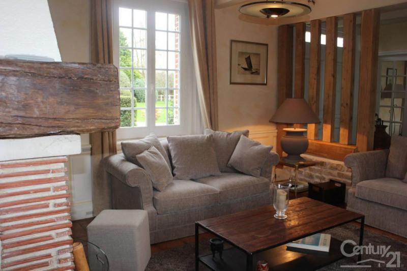 Revenda residencial de prestígio casa St gatien des bois 1250000€ - Fotografia 6