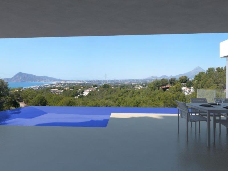 Verkauf von luxusobjekt haus Altea province d'alicante 1590000€ - Fotografie 4