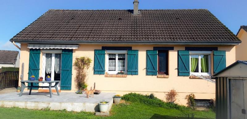 Maison plain pied Gaillefontaine 4 pièce (s) 82 m²