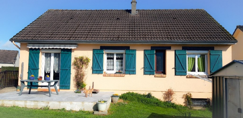 Vente maison / villa Gaillefontaine 160000€ - Photo 1