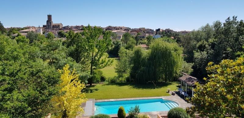 Sale house / villa L isle jourdain 499000€ - Picture 2