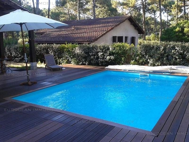 Vermietung von ferienwohnung haus Lacanau ocean 1045€ - Fotografie 2