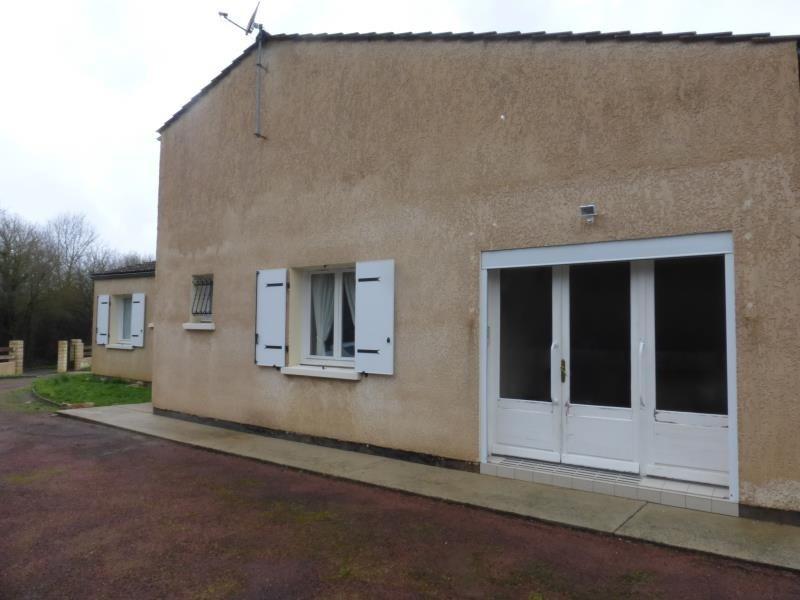 Sale house / villa Breuil magne 242900€ - Picture 2