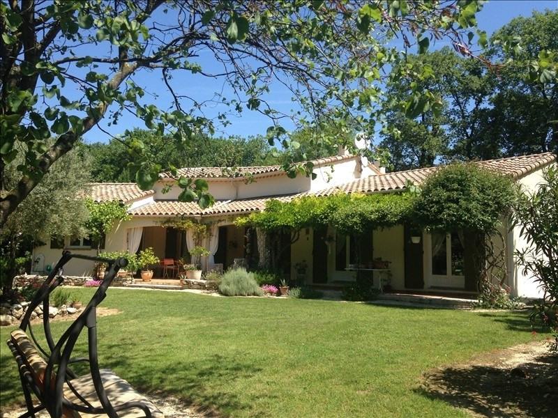 Sale house / villa Donzere 459000€ - Picture 1