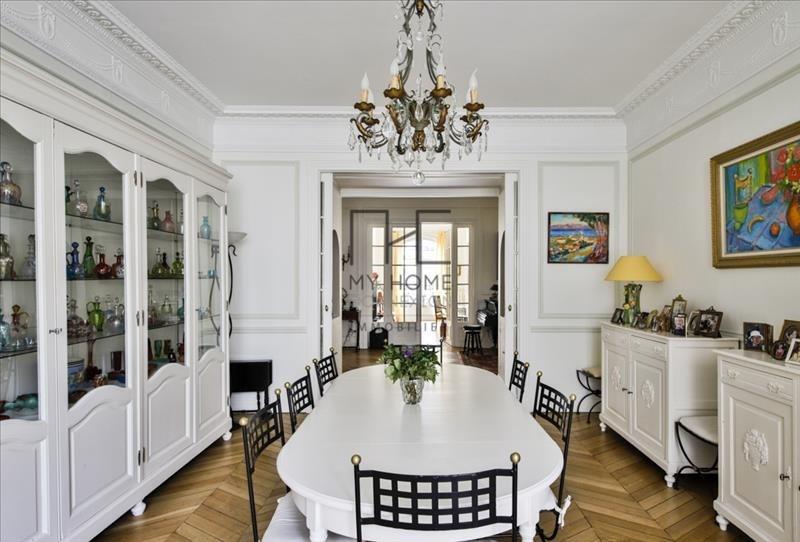 Immobile residenziali di prestigio appartamento Paris 17ème 2940000€ - Fotografia 6