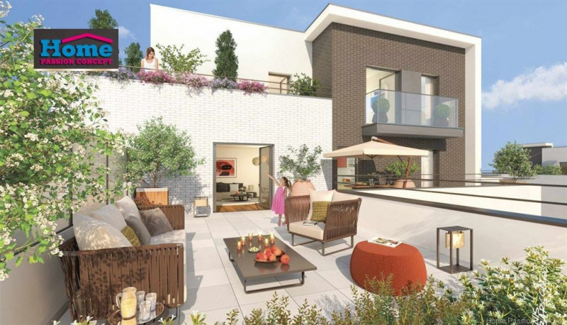 Sale apartment Rueil malmaison 291000€ - Picture 1