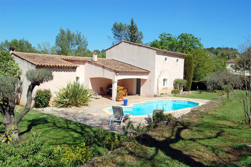 Deluxe sale house / villa Fayence 695 000€ - Picture 2