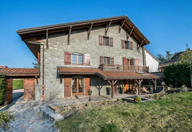 Vente de prestige maison / villa Veigy foncenex 1455000€ - Photo 4