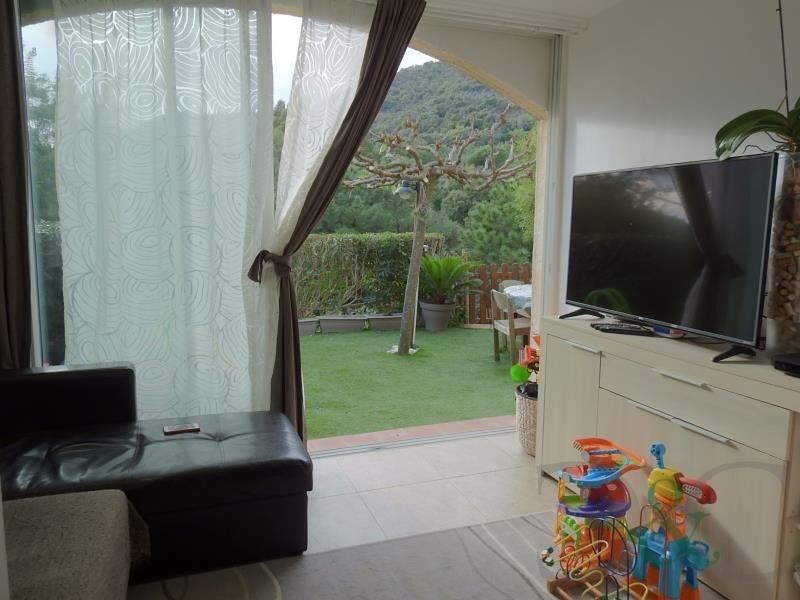 Sale apartment Le lavandou 231000€ - Picture 3
