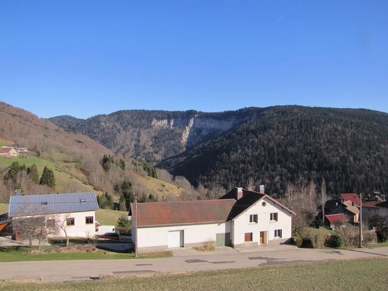 Vente terrain Belleydoux 54 000€ - Photo 2