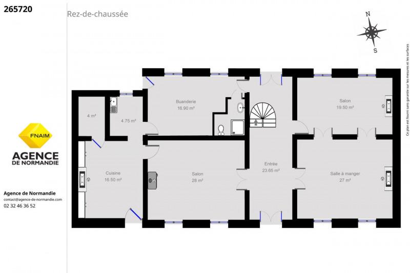 Vente maison / villa Broglie 265000€ - Photo 6