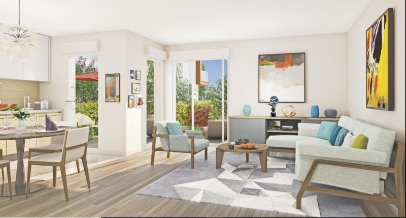 Verkoop  appartement Fontenay aux roses 470000€ - Foto 3