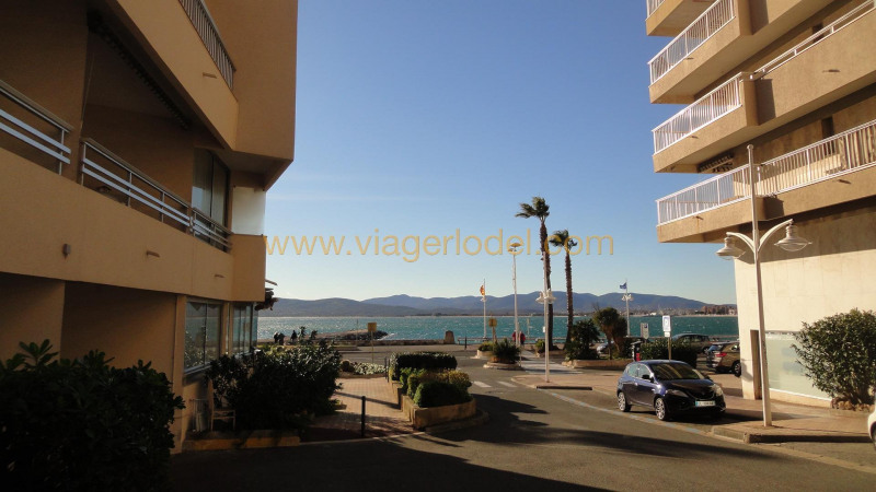 Life annuity apartment Saint-raphaël 163 000€ - Picture 1