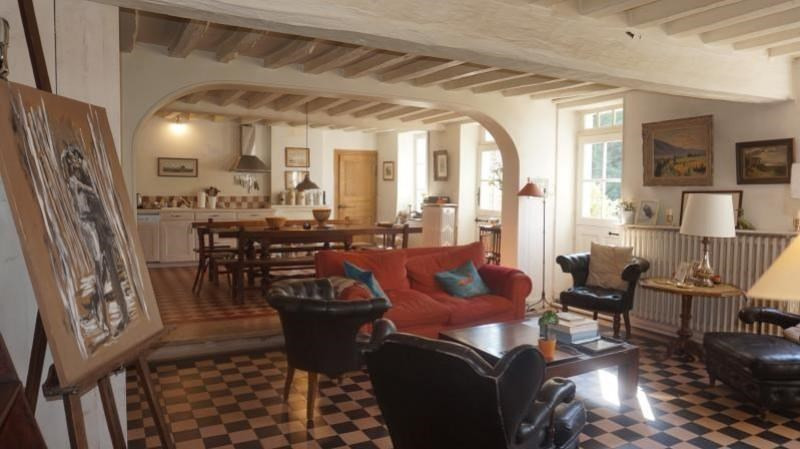 Revenda residencial de prestígio casa Breval 650000€ - Fotografia 6