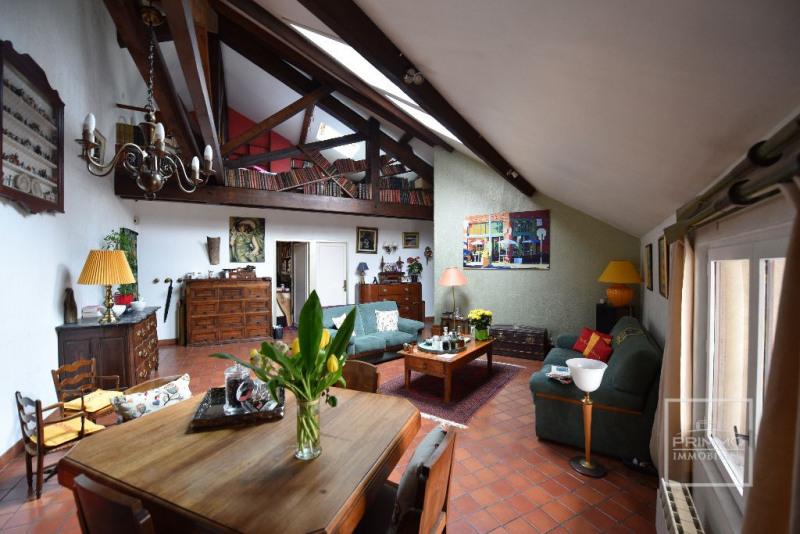 Vente de prestige appartement Lyon 7ème 619000€ - Photo 1