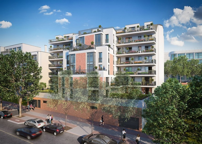 Vendita nuove costruzione Saint-maurice  - Fotografia 4