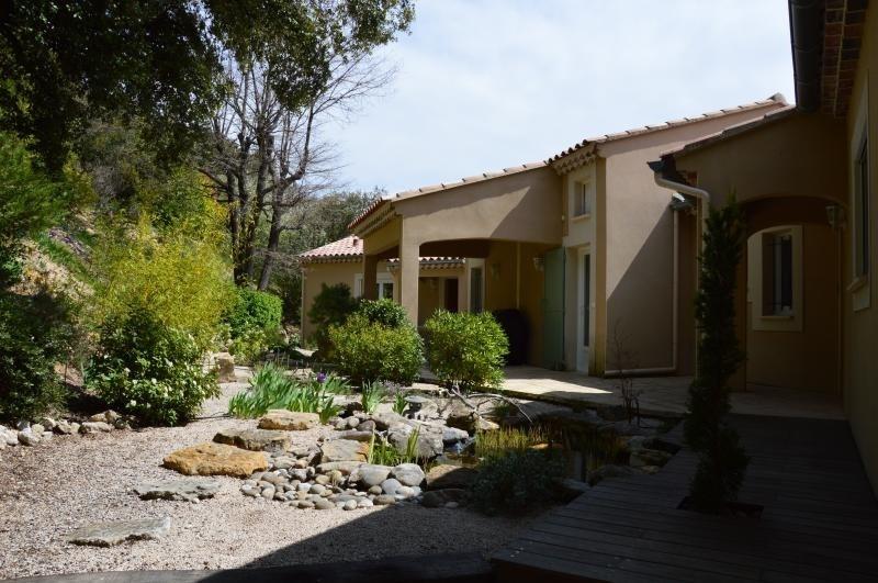 Deluxe sale house / villa Venasque 740000€ - Picture 9