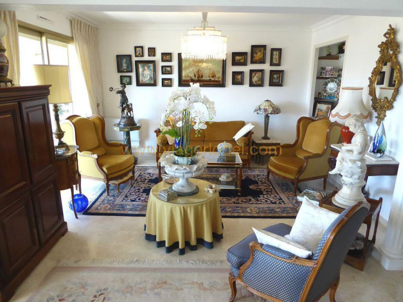 Verkoop van prestige  appartement Le cannet 910000€ - Foto 6
