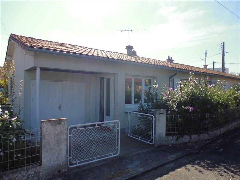 Vente maison / villa Poitiers 127200€ - Photo 1