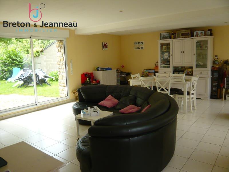 Sale house / villa Louverne 159120€ - Picture 2