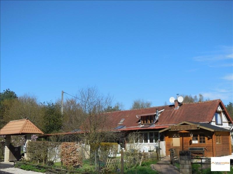 Vente maison / villa Caudebec en caux 315000€ - Photo 1