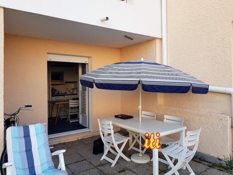 Vente appartement Chateau d olonne 83800€ - Photo 1