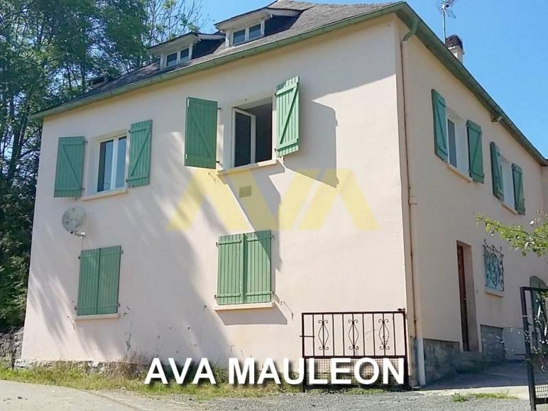 Vendita casa Mauléon-licharre 132000€ - Fotografia 1