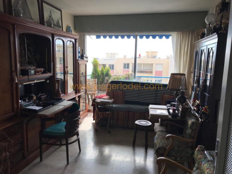 Vendita nell' vitalizio di vita appartamento Beaulieu-sur-mer 57500€ - Fotografia 3