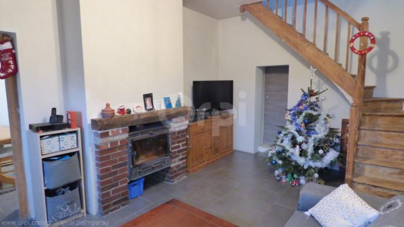 Sale house / villa Fleury sur andelle 123000€ - Picture 3