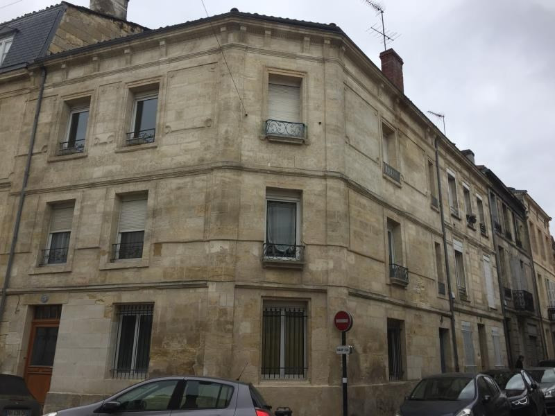 Sale apartment Bordeaux chartrons 104 000€ - Picture 1