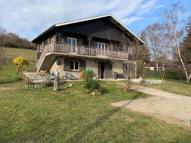 Sale house / villa Villette de vienne 420000€ - Picture 13
