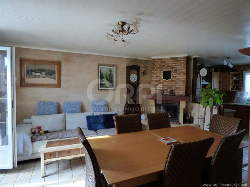 Vente maison / villa Tourny 174000€ - Photo 2