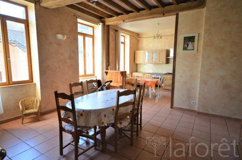 Vente maison / villa Beaujeu 126000€ - Photo 4